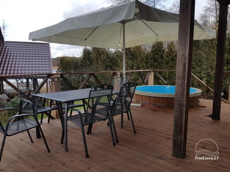 Sodyba - viešbutis prie Burokaraisčio ežero Vila Ula - 5