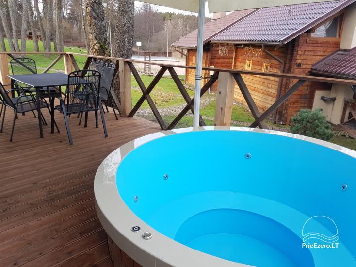 Sodyba - viešbutis prie Burokaraisčio ežero Vila Ula - 7