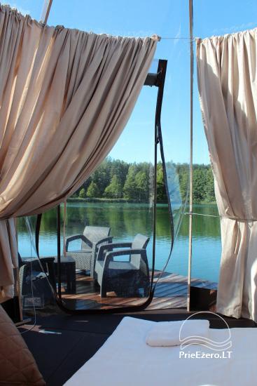 Sodyba - viešbutis prie Burokaraisčio ežero Vila Ula - 28