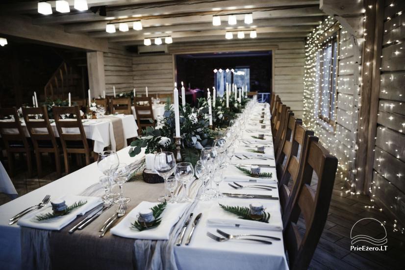 """Sodyba """"Vilaitė"""" prie Kauno – vestuvės, konferencijos, renginiai iki 60 žmonių - 13"""