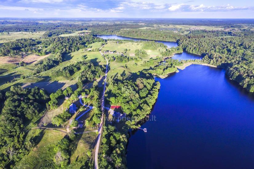 Kaimo turizmo sodyba Frankava ant Nečiūnų ežero kranto - 3