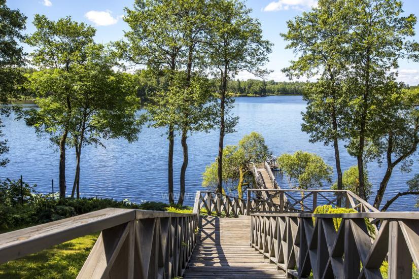 Kaimo turizmo sodyba Frankava ant Nečiūnų ežero kranto - 6