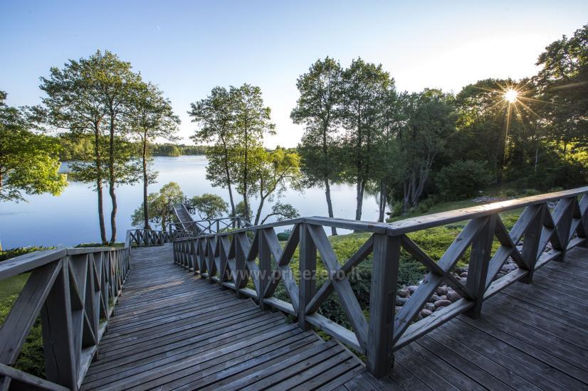 Kaimo turizmo sodyba Frankava ant Nečiūnų ežero kranto - 11
