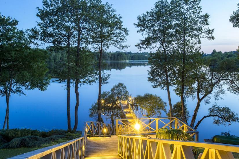 Kaimo turizmo sodyba Frankava ant Nečiūnų ežero kranto - 14