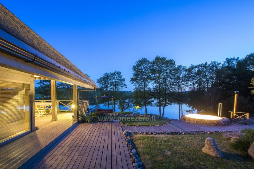 Kaimo turizmo sodyba Frankava ant Nečiūnų ežero kranto - 16