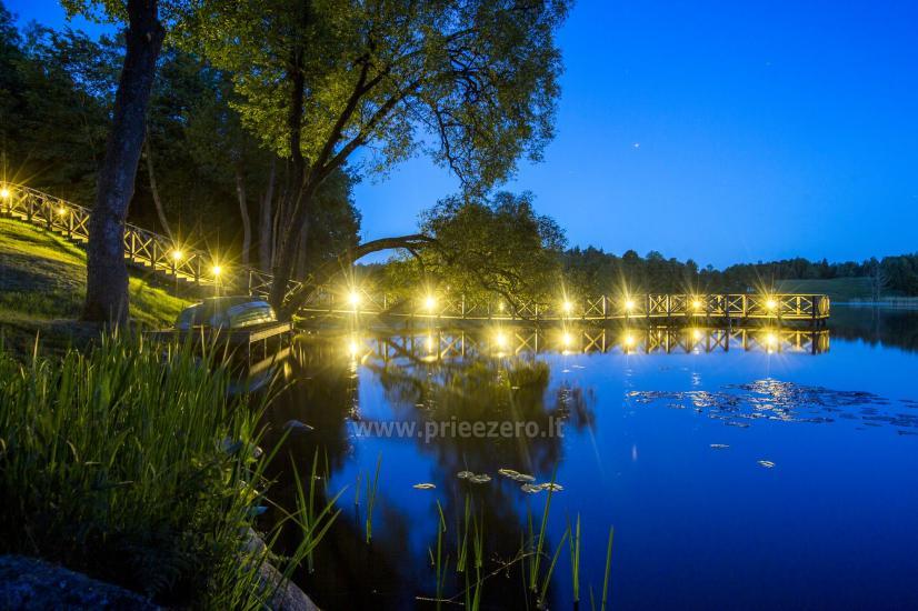 Kaimo turizmo sodyba Frankava ant Nečiūnų ežero kranto - 15