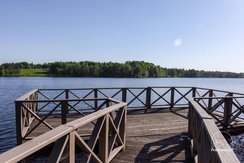 Kaimo turizmo sodyba Frankava ant Nečiūnų ežero kranto - 12