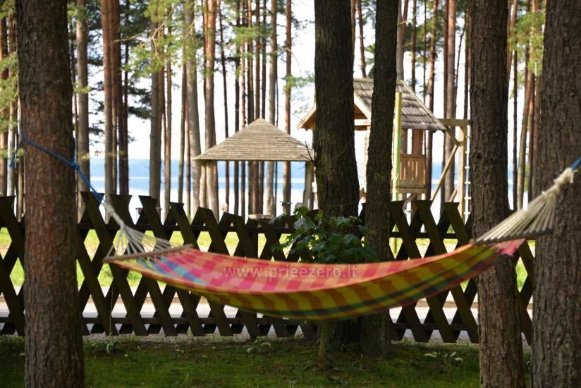 Svečių namai prie PLATELIŲ ežero Banga - 31