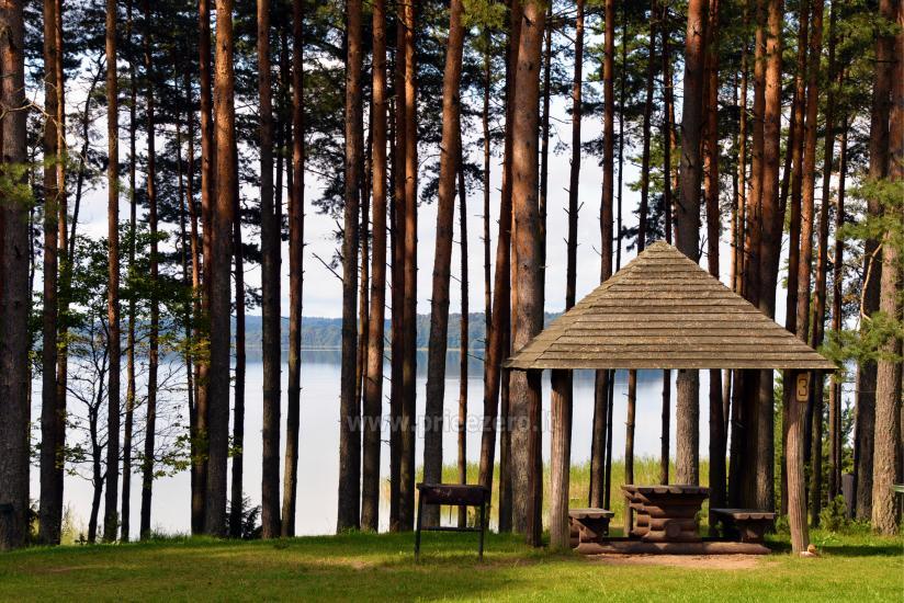 Svečių namai prie PLATELIŲ ežero Banga - 32