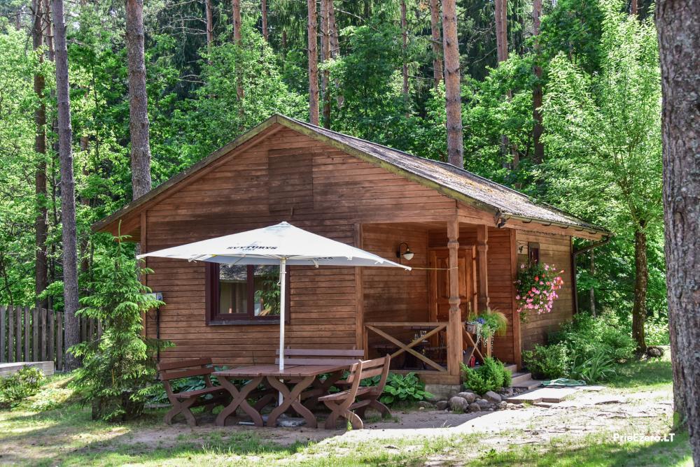 Svečių namai prie PLATELIŲ ežero Banga - 3