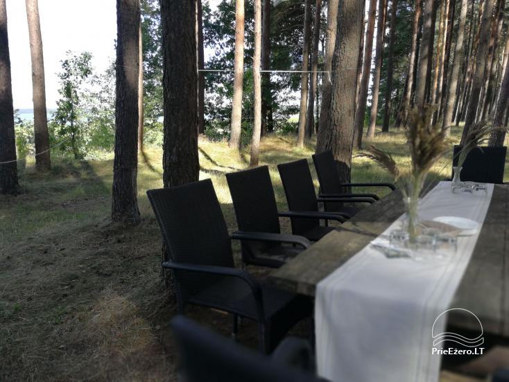 Svečių namai prie PLATELIŲ ežero Banga - 40