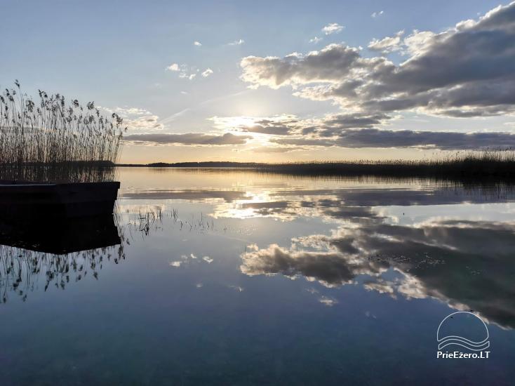 Svečių namai prie PLATELIŲ ežero Banga - 15