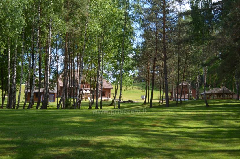 Sodyba prie ežero Ignalinos raj. Tundra. - 1