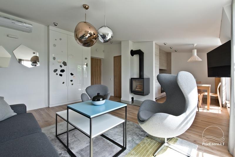 Aura apartamentai Druskininkuose priešais Druskonio ežerą - 1
