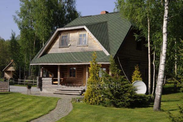 Kempingai prie Usma ežero Latvijoje - 6