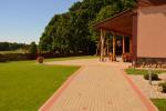 Kaimo turizmo sodyba Ąžuolo vartai su pokylių sale šalia Plungės - 7