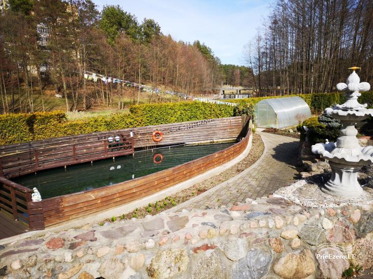 Poilsis Druskininkuose - Namelio nuoma prie Ratnyčėlės upės - 6