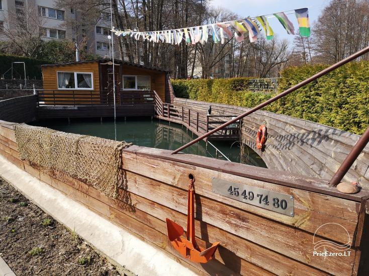 Poilsis Druskininkuose - Namelio nuoma prie Ratnyčėlės upės - 7