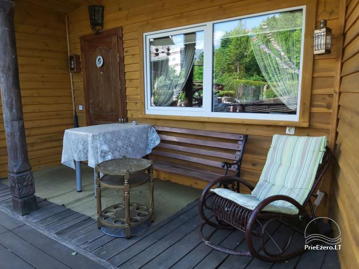 Poilsis Druskininkuose - Namelio nuoma prie Ratnyčėlės upės - 12