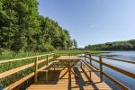 Vilnojos sodyba VIlniaus rajone ant ežero kranto su pirtimi, kubilu, džiakuzi - 3