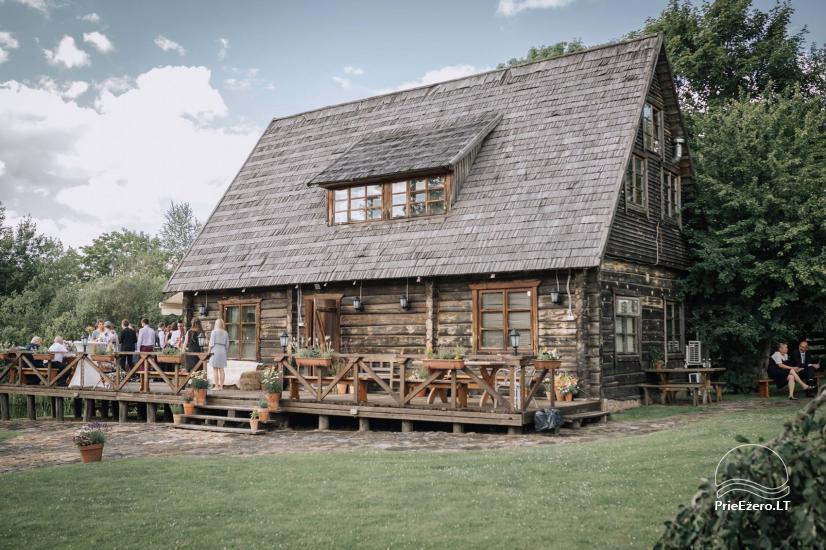 Sodyba Žaleso respublika - Jūsų šventėms ir poilsiui (vos 15 km. nuo Vilniaus) - 8