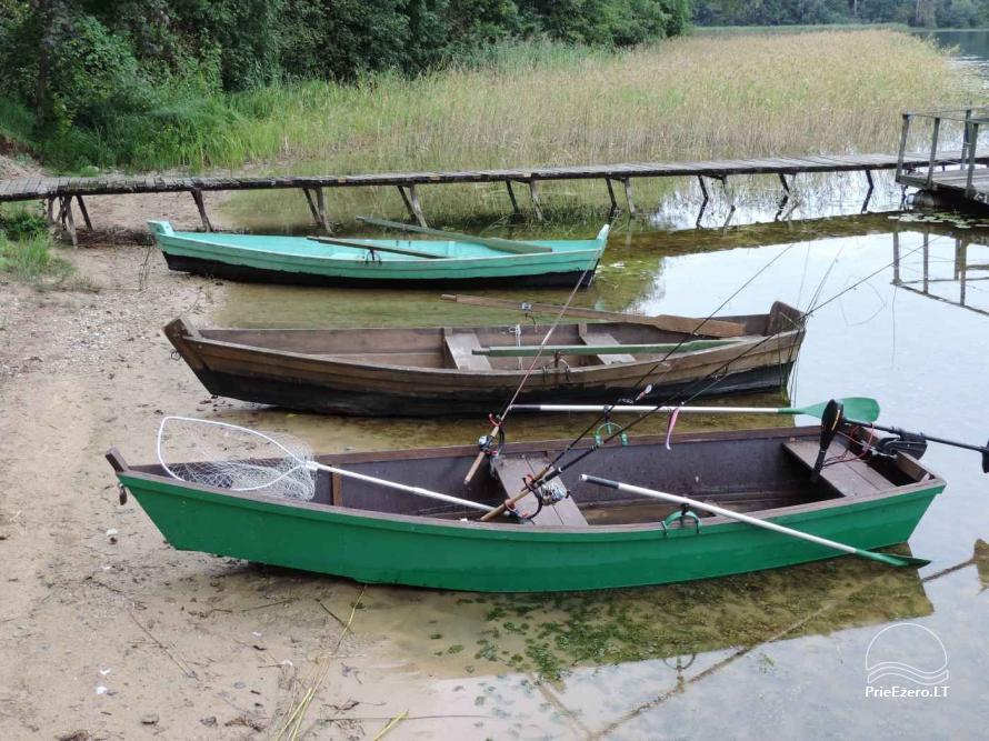 """Nameliai sodyboje ant Čičirio ežero kranto – """"Lauryno sodyba"""" - 23"""