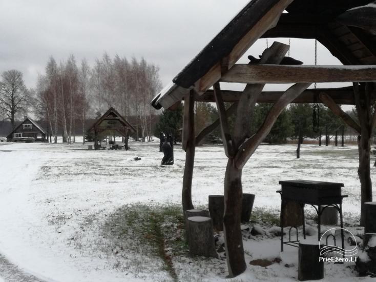 Sodyba Zarasų rajone Lapėnų Sodyba - 2