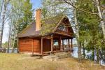 Bronės Nijolės Urbonienės sodyba ant Plavio ežero kranto, – poilsio namelis, pirtis