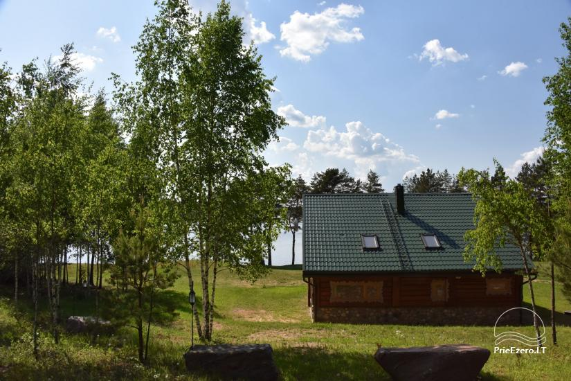 """Naujos statybos sodyba """"Vencavas"""" prie ežero kranto su pirtimi - 6"""