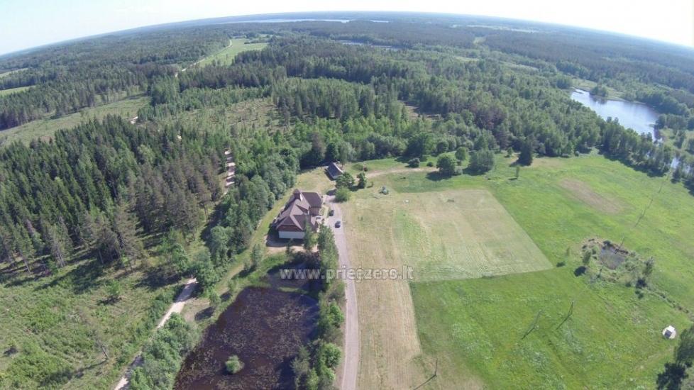 Svečių namai Dekšņi Latvijoje - 2