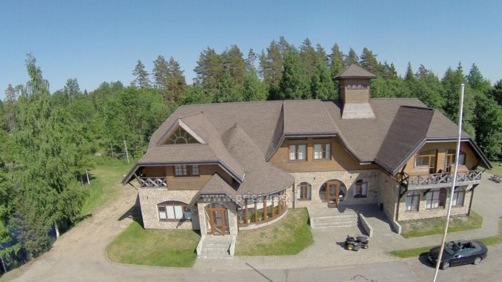 Svečių namai Dekšņi Latvijoje - 1