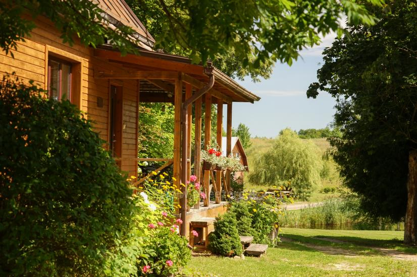 Sodyba Trakų rajone Skaistis prie Skaisčio ežero 25 km nuo Vilniaus - 3