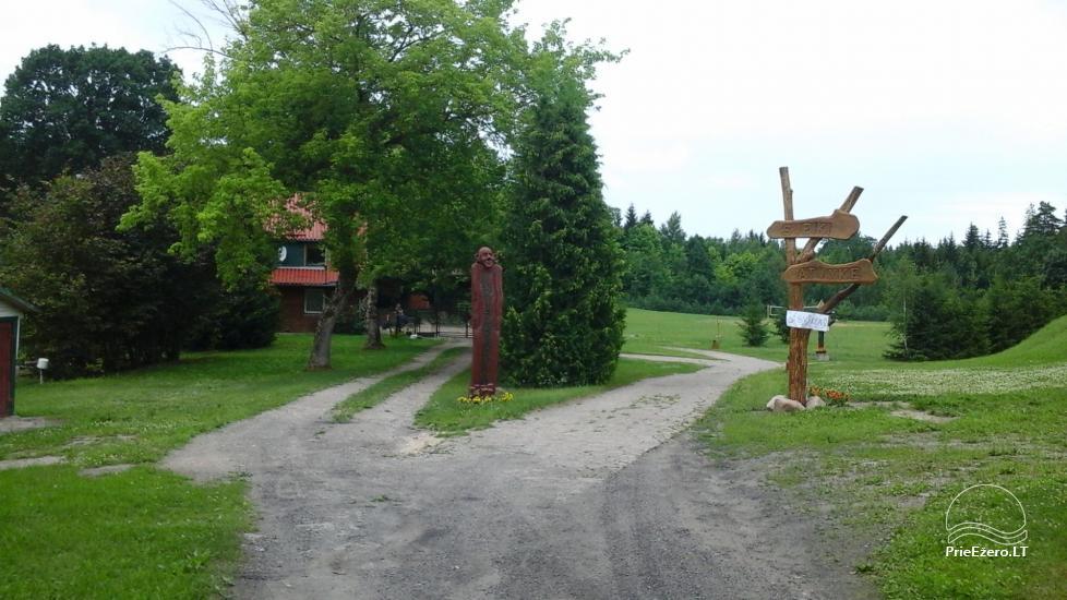 Sodyba Kelmės rajone Kryzbarkas - 8
