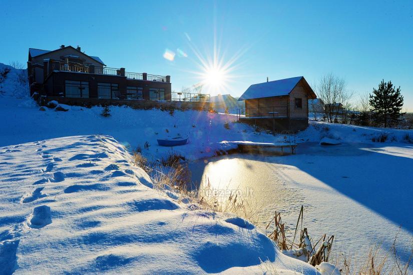 Sodyba MS resort: išskirtinė vieta šventėms ir poilsiui 3 km iki Vilniaus - 8