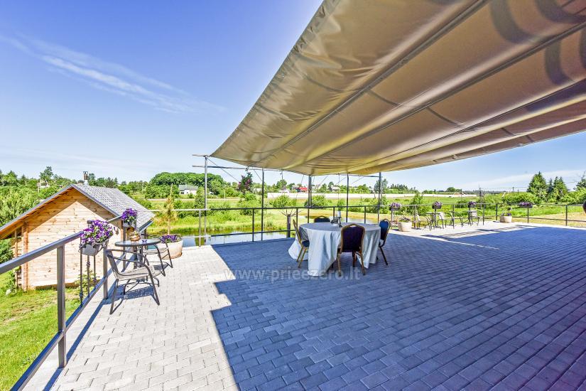 Sodyba MS resort: išskirtinė vieta šventėms ir poilsiui 3 km iki Vilniaus - 11