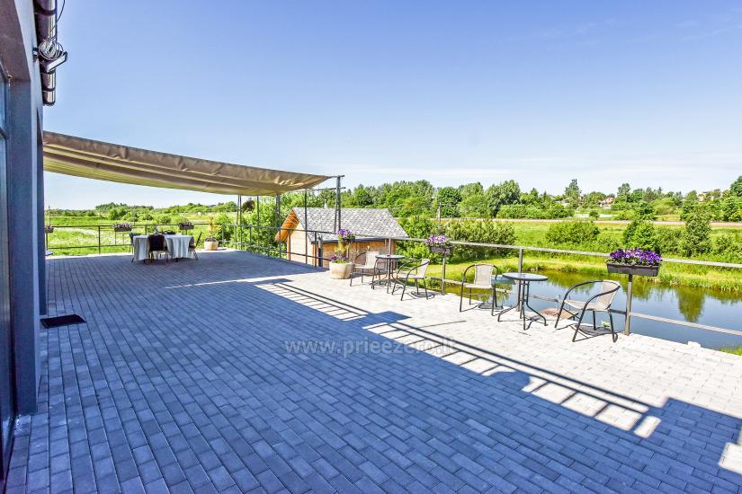 Sodyba MS resort: išskirtinė vieta šventėms ir poilsiui 3 km iki Vilniaus - 9