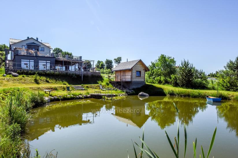 Sodyba MS resort: išskirtinė vieta šventėms ir poilsiui 3 km iki Vilniaus - 5