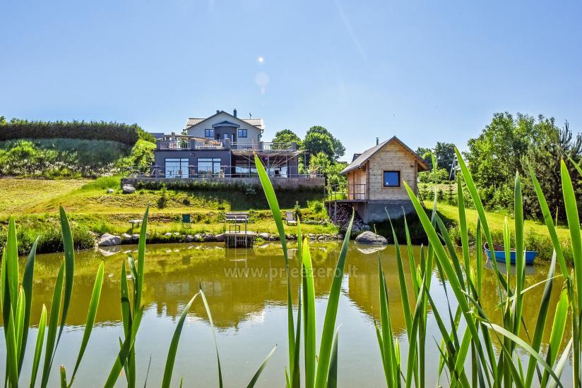 Sodyba MS resort: išskirtinė vieta šventėms ir poilsiui 3 km iki Vilniaus - 6