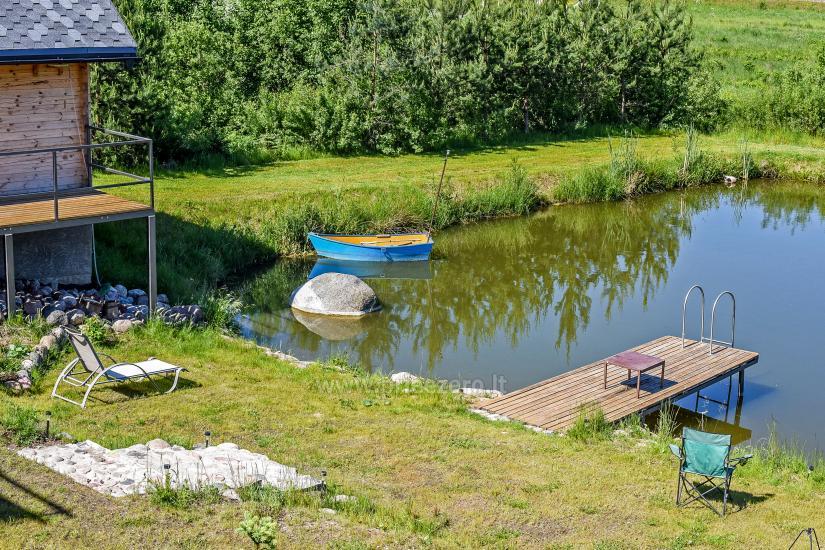 Sodyba MS resort: išskirtinė vieta šventėms ir poilsiui 3 km iki Vilniaus - 49