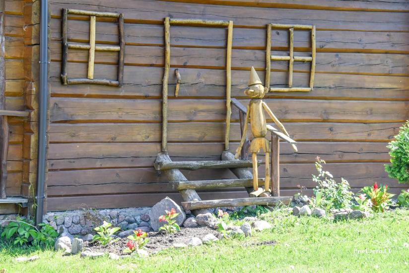 Auksinė Žuvelė – sodyba su pirtimi poilsiui ir šventėms, baidarių nuoma - 34