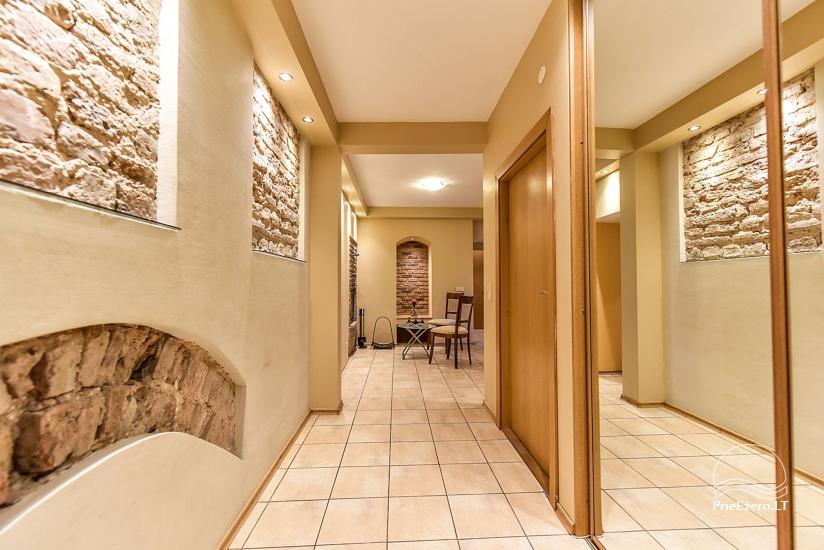 """3 kambarių buto nuoma Vilniuje, prestižinėje Pilies gatvėje """"Castle Street Apartment"""" - 2"""