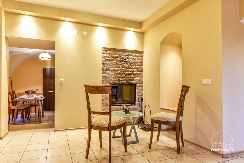 """3 kambarių buto nuoma Vilniuje, prestižinėje Pilies gatvėje """"Castle Street Apartment"""" - 4"""