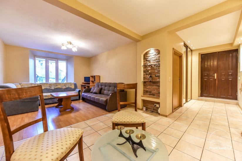 """3 kambarių buto nuoma Vilniuje, prestižinėje Pilies gatvėje """"Castle Street Apartment"""" - 6"""