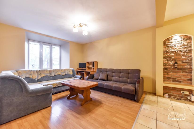 """3 kambarių buto nuoma Vilniuje, prestižinėje Pilies gatvėje """"Castle Street Apartment"""" - 7"""