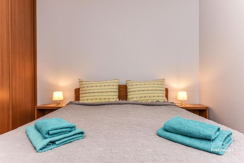 """3 kambarių buto nuoma Vilniuje, prestižinėje Pilies gatvėje """"Castle Street Apartment"""" - 8"""
