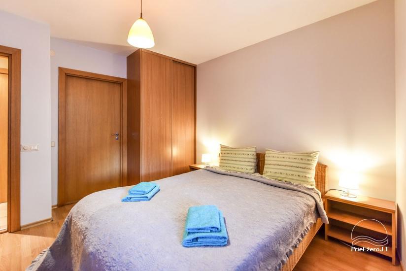 """3 kambarių buto nuoma Vilniuje, prestižinėje Pilies gatvėje """"Castle Street Apartment"""" - 9"""