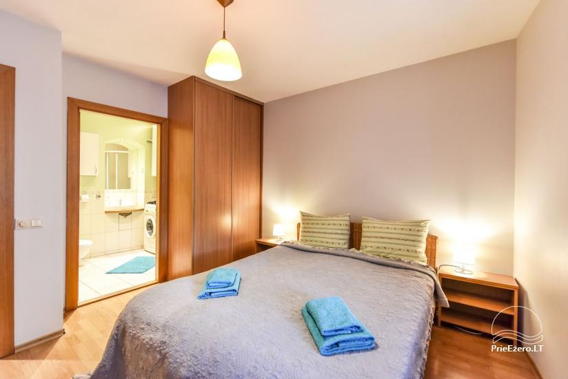 """3 kambarių buto nuoma Vilniuje, prestižinėje Pilies gatvėje """"Castle Street Apartment"""" - 10"""
