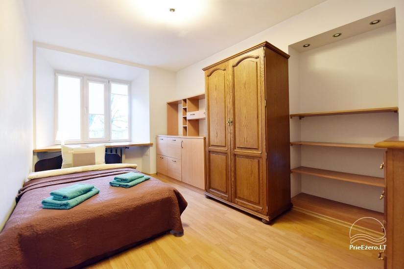 """3 kambarių buto nuoma Vilniuje, prestižinėje Pilies gatvėje """"Castle Street Apartment"""" - 11"""