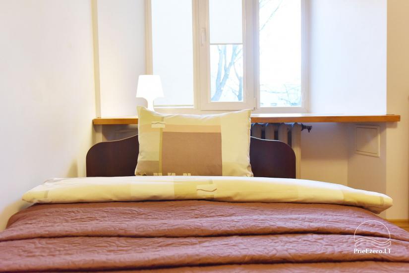 """3 kambarių buto nuoma Vilniuje, prestižinėje Pilies gatvėje """"Castle Street Apartment"""" - 12"""