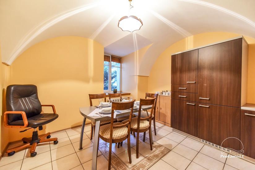 """3 kambarių buto nuoma Vilniuje, prestižinėje Pilies gatvėje """"Castle Street Apartment"""" - 13"""
